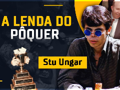 Stu Ungar: a lenda do póquer