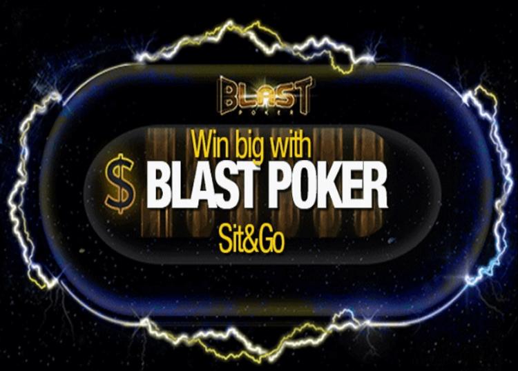 Джекпот Blast 1 000 000$ на 888покер
