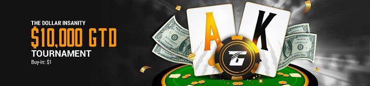 Dollar Insanity с гарантией 25 000$ на TigerGaming