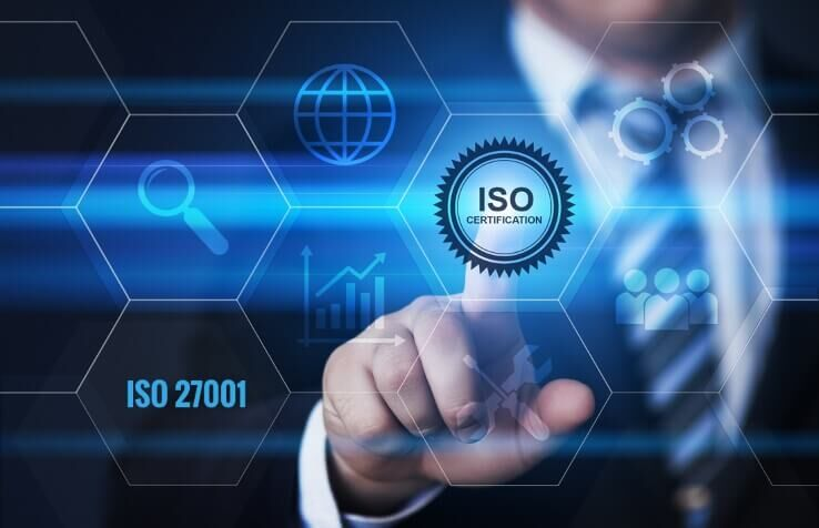 Cертификат ISO 27001