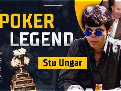 Stu Ungar: a poker legend