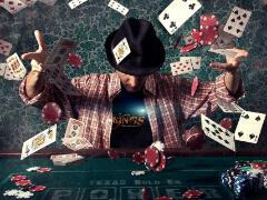 Dima, будущий миллионер! Покер NL 2!