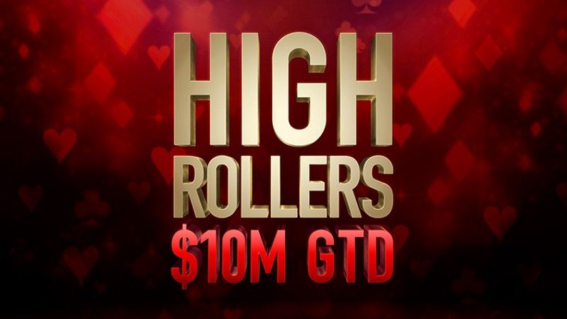 High Rollers PokerStars