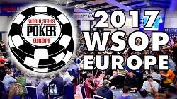 Прямая трансляция Главного события WSOP Europe, день 5