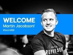 Мартин Якобсон стал амбассадором 888Poker