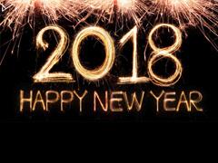 C наступающим Новым 2018 Годом!