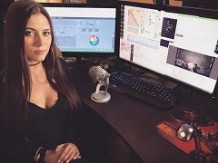 Топ Новостей 2017: Лия Новикова больше не PokerStars Team Pro Online