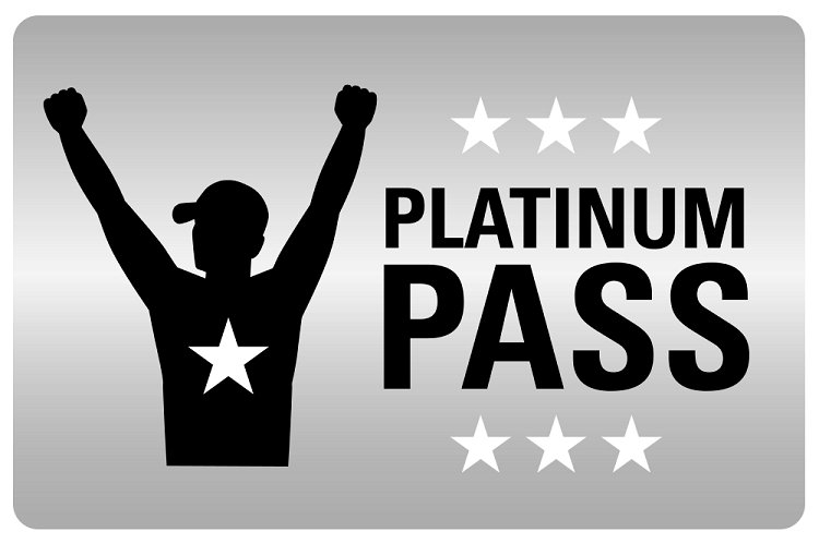 Platinum Pass 2018