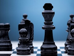 Даниэль Негреану и Лив Боэри сразятся за шахматным столом