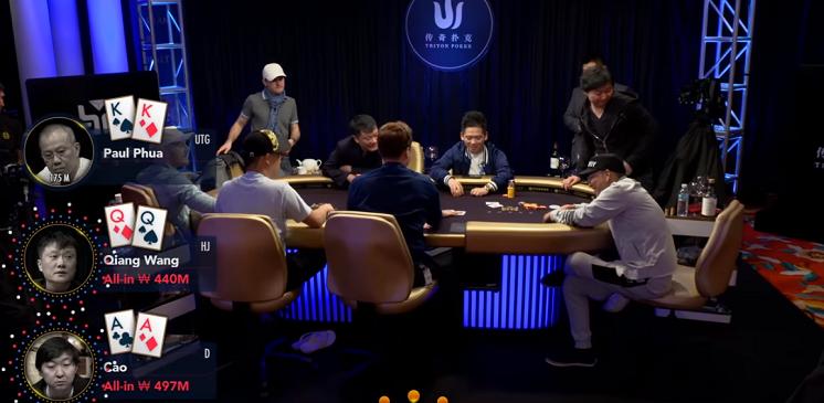 Triton Poker 2018