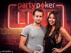 Молодая покерная пара сорвала куш на серии в Йоханнесбурге