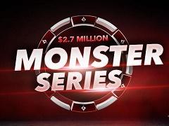Monster Series на PartyPoker:  низкие бай-ины, высокие гарантии, щедрые акции