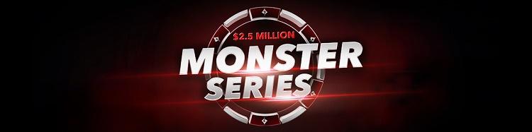 Monster Series 2018