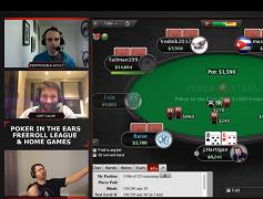 Арли Шабан чуть не сошел с ума, но выполнил очередное задание челленджа PokerStars
