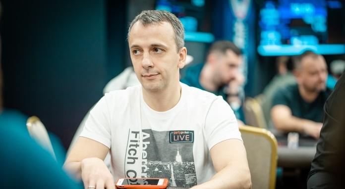 Михаил Сёмин 2018