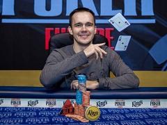 Никита Бодяковский выиграл турнир с короткой колодой на WSOPE 2018