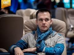Никита Бодяковский – второй по стеку в финальной восьмерке турнира суперхайроллеров
