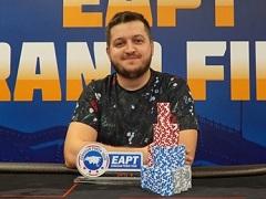 Кирилл Родионов – чемпион турнира по китайскому покеру на EAPT