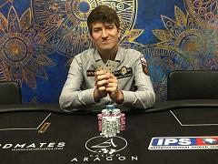 Дмитрий Урбанович выиграл свой первый турнир в Беларуси