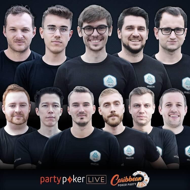 No Limit Gaming и PartyPoker