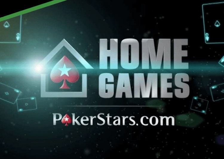 Home Games на PokerStars