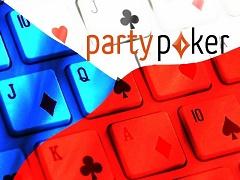 PartyPoker получили лицензию в Чехии