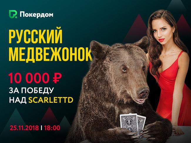 Турнир Русский медвеженок
