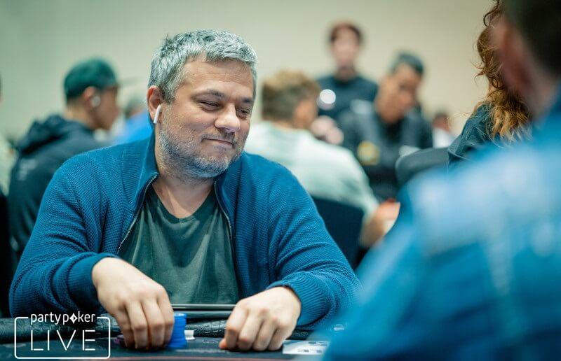 Владимир Трояновский на Caribbean Poker Party 2018