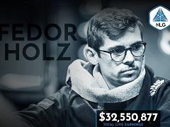 Фёдор Хольц  застримит игру в самом дорогом турнире в онлайне