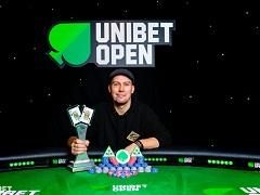 Стало известно имя чемпиона Unibet Poker Open
