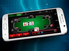 Где касса в мобильном приложении PokerStars?