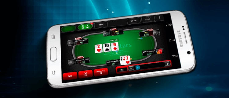 Мобильное приложение PokerStars