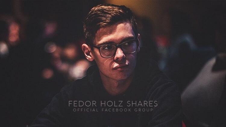 Фёдор Хольц создал группу в Фейсбук