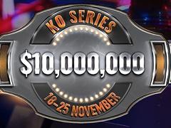 KO Series возвращается на PartyPoker