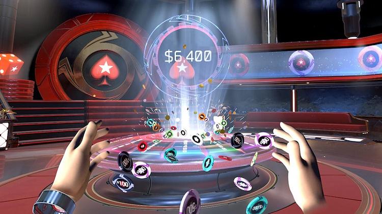 PokerStars VR 2018