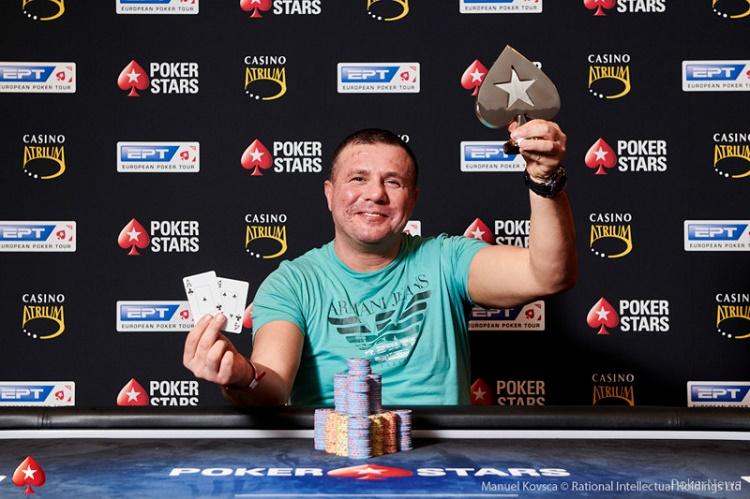 Победитель онлайн турнира по покеру сон выиграть в игровые автоматы