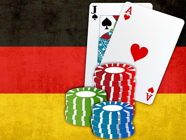 Покер в Германии