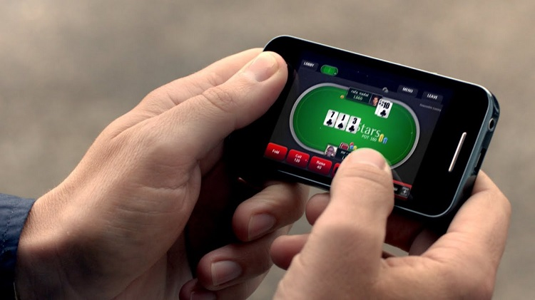 Мобильный клиент PokerStars