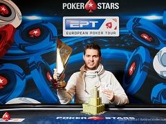 Матиас Эйбингер выиграл 653 000€ в турнире суперхайроллеров EPT Прага