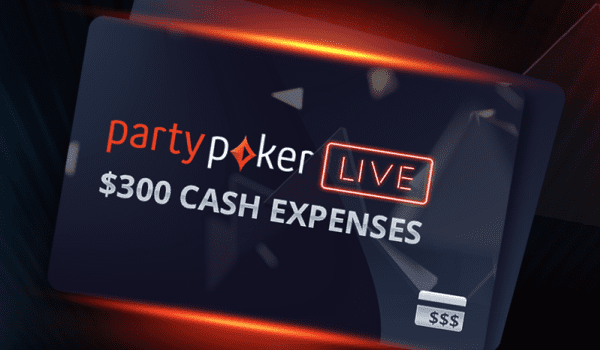 300$ бонус от PartyPoker