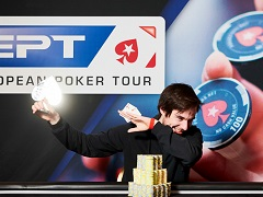 Сателлитчик выиграл EPT Single-Day High Roller II за 25 000€