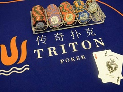Triton Poker проведут турнир с бай-ином 1 300 000$