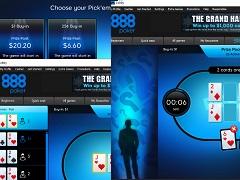 Pick'em8 на 888покер: выбирай карманные карты сам