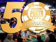 На WSOP 2019 пройдет безрейковый турнир Big 50