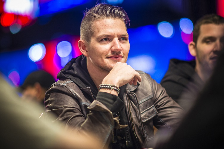Джо Инграм и PokerStars