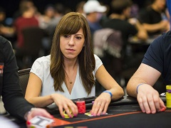 Удачное воскресенье на PokerStars для Кристен Бикнелл
