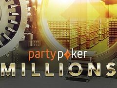 PartyPoker ликует: в турнире Millions Online перебили гарантию 20 000 000$