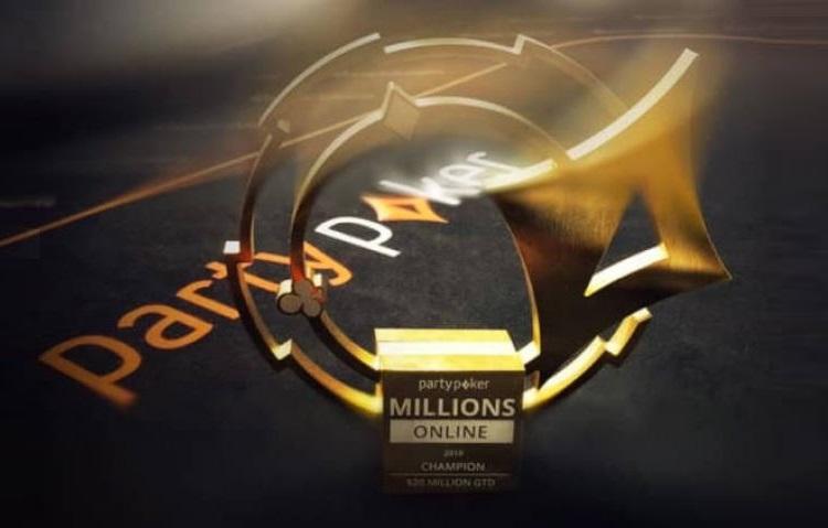 Результаты Partypoker MILLIONS Online 2018