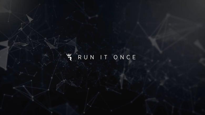 Run it Once Poker 2018