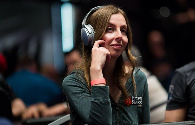 Мария Конникова в PokerStars